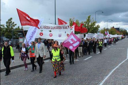 Sydsvenskan demo